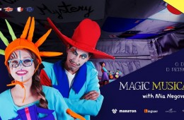 Magic Musical 14. listopada u Toulousu